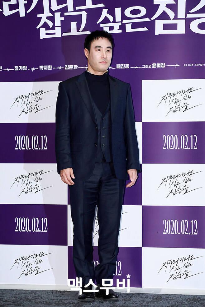 출처: 배우 배성우. 사진 맥스무비 DB