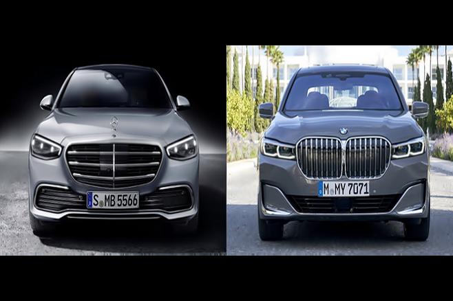 출처: 벤츠, BMW