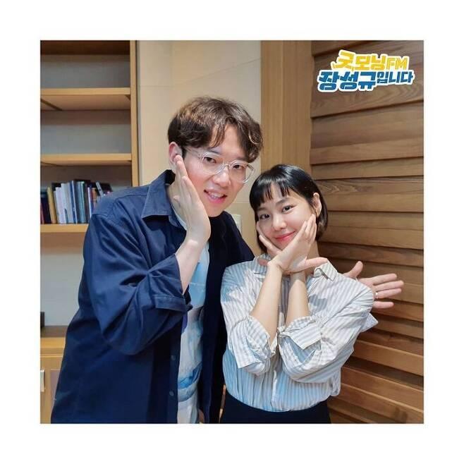 출처: '굿모닝FM 장성규입니다' 공식 인스타그램