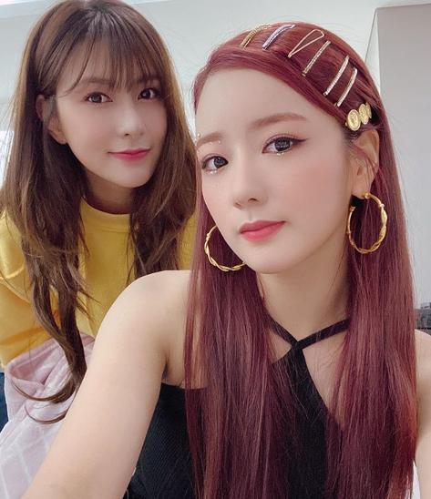 출처: 윤보미 인스타그램