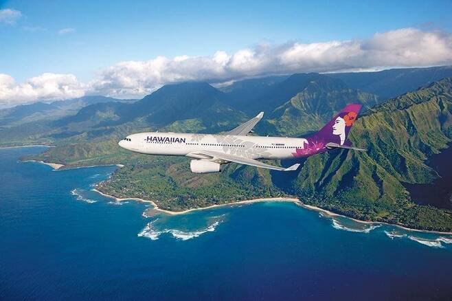 출처: 하와이안항공 공식 홈페이지