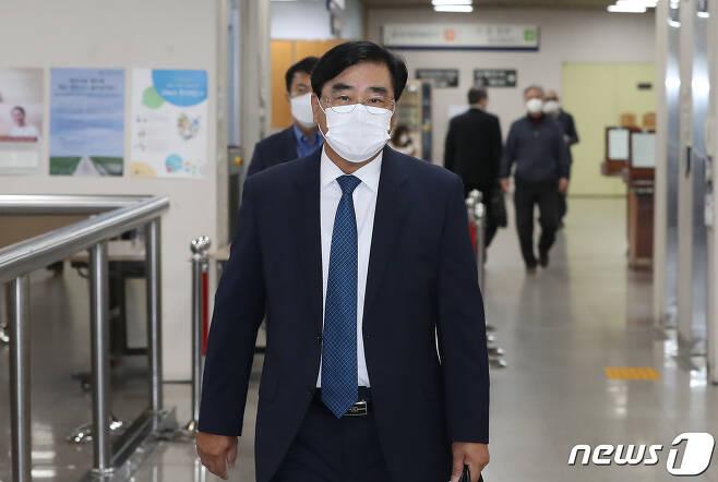 신상철 전 민군합동조사단 위원. 2020.10.6/뉴스1 © News1 임세영 기자