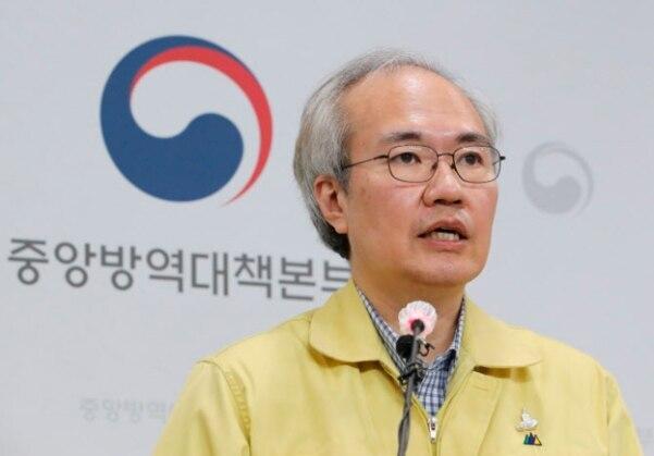 권준욱 중앙방역대책본부 제2부본부장.