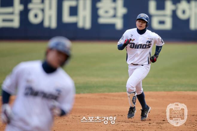 NC 김민수 | NC 다이노스 제공
