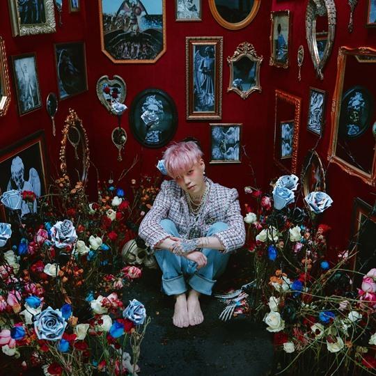 17일(목), 블루 정규 앨범 1집 'BLOO IN WONDERLAND 2' 발매 | 인스티즈