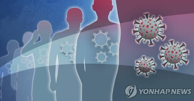 코로나19 바이러스 변이 (PG) [권도윤 제작] 일러스트