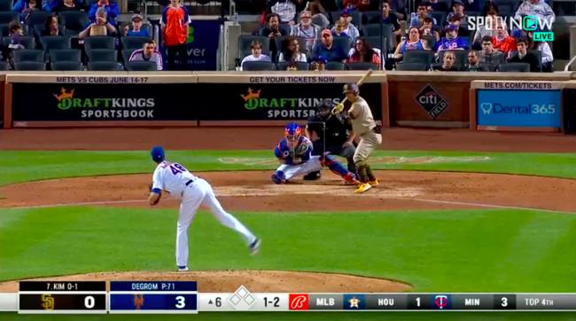 [사진] MLB.tv 중계 화면