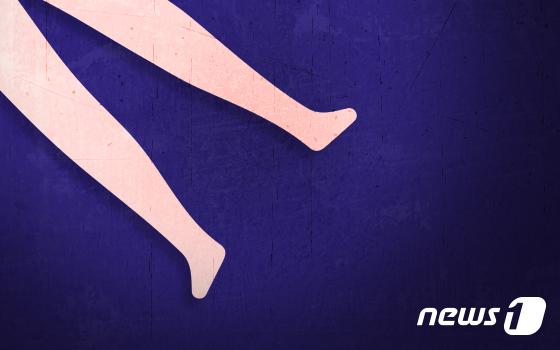대만의 한 모텔에서 바지가 벗겨진 채 사망한 남성이 발견됐다. © News1