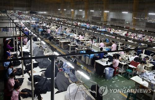 글로벌 생산기지로 부상한 베트남 [연합뉴스 자료사진]