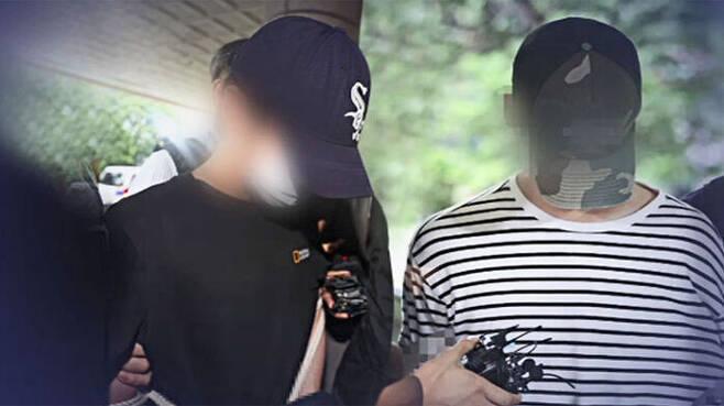 A 씨 숨지게 한 혐의로 구속된 친구 2명