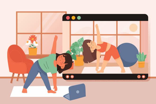 단음식 당기고, 잠을 자도 피곤하다면 우리 몸은 '운동'이 필요하다는 시그널을 보내는 것이다. ⓒfreepik 벡터=pikisuperstar