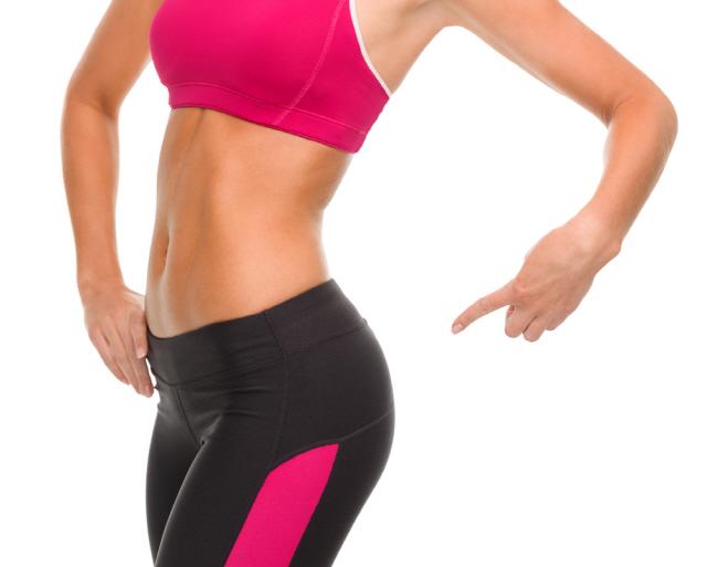 엉덩이 안쪽 이상근이라는 근육이 수축하면 엉치 통증이 생길 수 있다./클립아트코리아