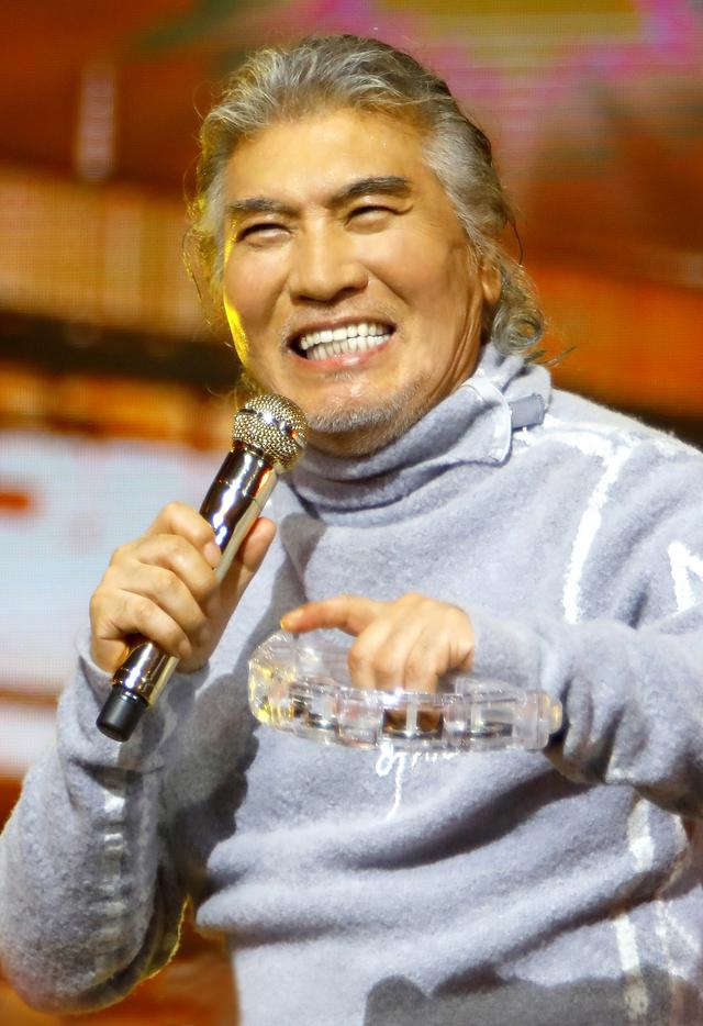 [서울=뉴시스] 나훈아. 2021.07.19. (사진 = 예아라 예소리 제공) photo@newsis.com