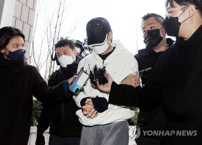 8살 딸 학대치사 혐의 계부 [연합뉴스 자료사진]