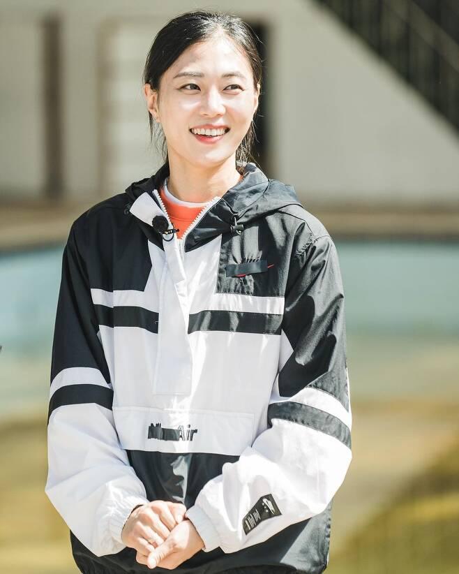 2020 도쿄올림픽 대한민국 여자 펜싱 국가대표 김지연(33)/선수 인스타 캡쳐