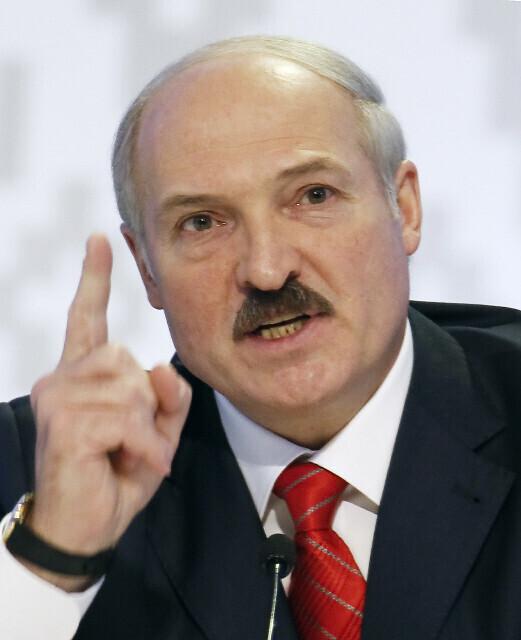 벨라루스의 루카셴코 대통령. 로이터 연합뉴스