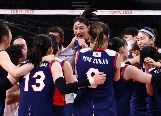 ▲ 한국 여자 배구 대표팀이 터키를 상대로 기적을 쓸 수 있을까. ⓒ연합뉴스