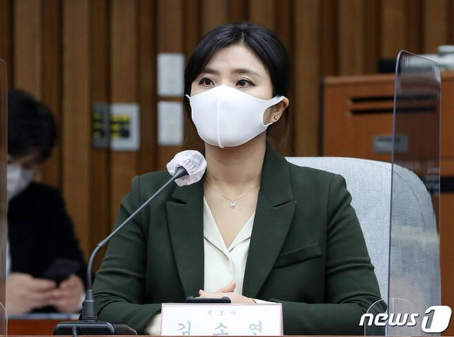 김소연 전 국민의힘 대전유성구을 당협위원장 © News1 박세연 기자