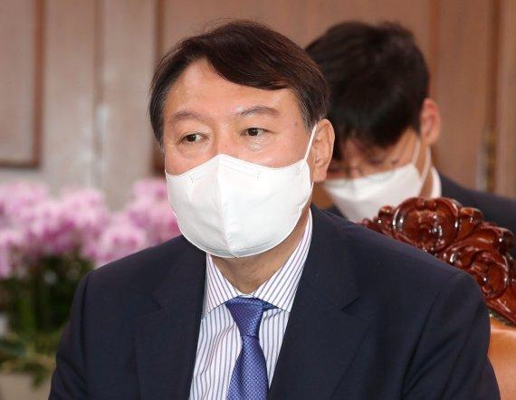 윤석열 전 검찰총장. 뉴스1