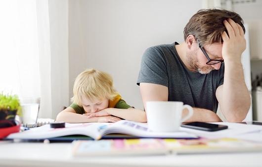 아이에게 ADHD가 있으면 부모에게 알츠하이머병이 발병할 위험이 높다
