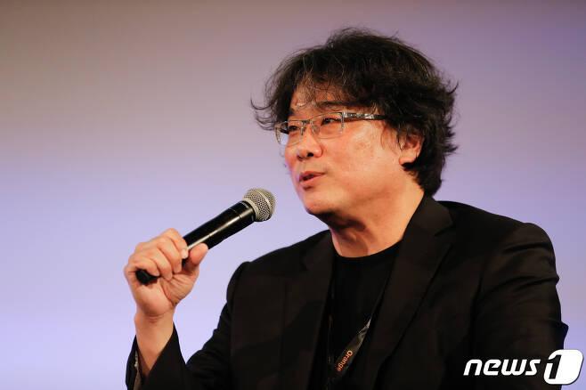 봉준호 감독 /뉴스1 © News1 이준성 프리랜서기자