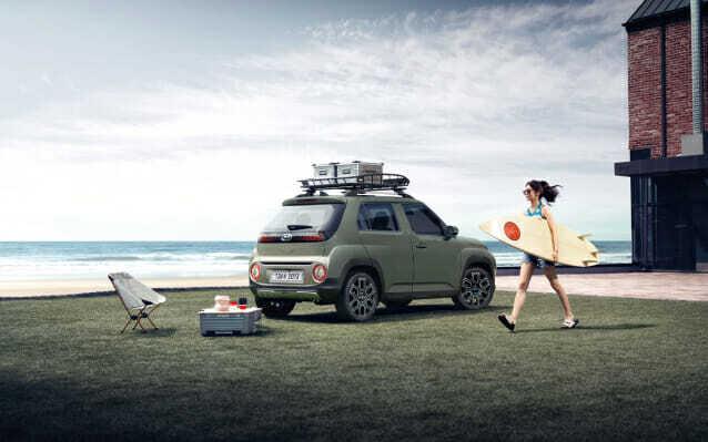 경형 SUV 캐스퍼 (사진=현대자동차)