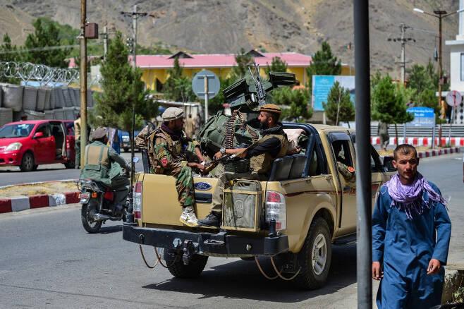탈레반/사진=AFP