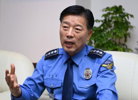 김홍희 해양경찰청장. /서울경제DB