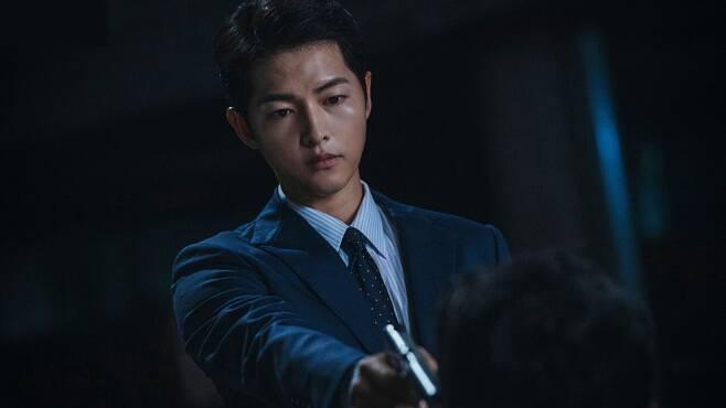 tvN 빈센조