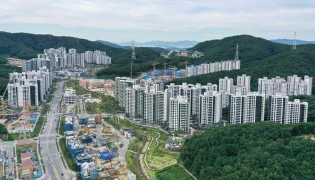 경기 성남시 대장동.
