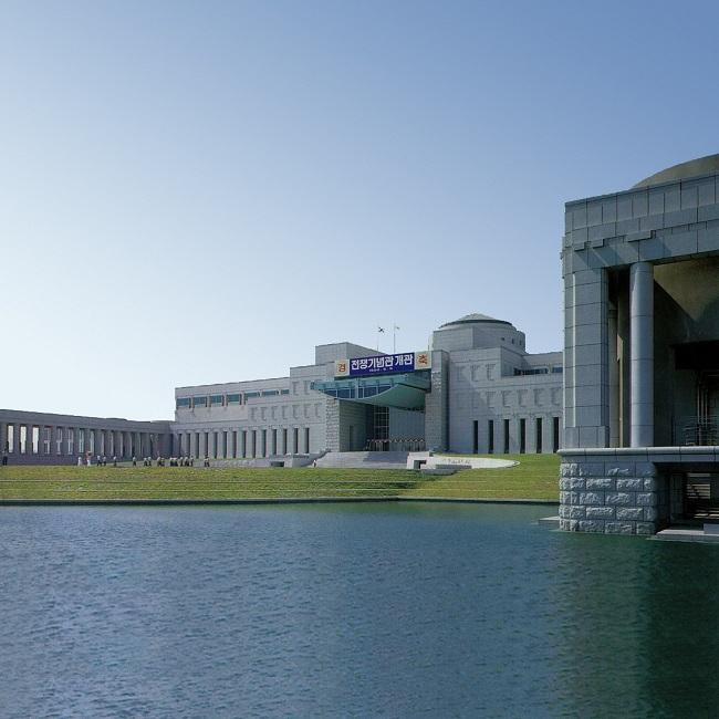 전쟁기념관 1994년 개관 당시 모습 / 사진제공 = 한울건축 이성관 대표
