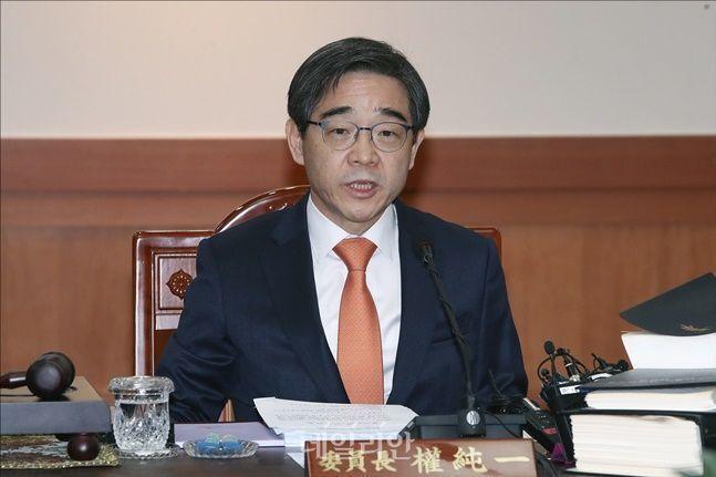 권순일 전 대법관 ⓒ데일리안 홍금표 기자