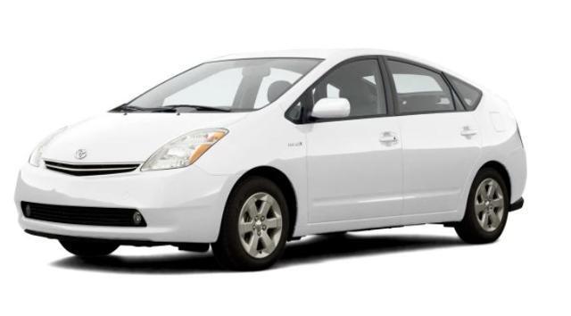 일본 아이치현에서 구형 도요타 프리우스 도난이 잇따르고 있다. 차량 내 부품인 '촉매 컨버터'에 희귀 금속이 포함돼 있기 때문으로 보인다. 사진은 최근 아이치현에서 도난당한 차량과 같은 모델인 2007년형 도요타 프리우스.