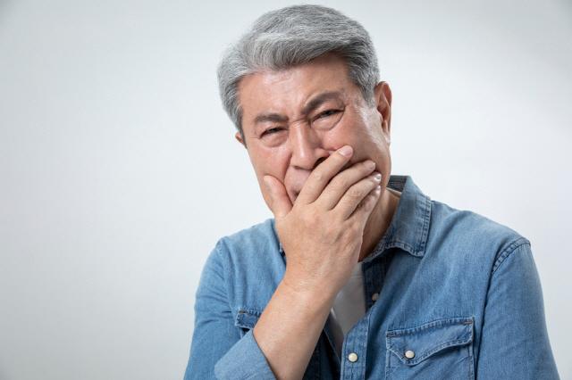 우울증이 악화한 폐암 환자는 일찍 사망할 위험이 크다는 연구 결과가 나왔다./사진=클립아트코리아