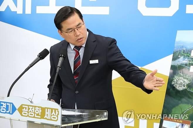 '대장동 핵심인물' 유동규 전 성남도시개발공사 기획본부장 [연합뉴스 자료사진]