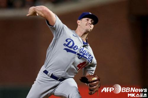 다저스는 크네블이 오프너로 나온다. 사진=ⓒAFPBBNews = News1
